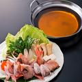 料理メニュー写真北海道産キンキ鍋
