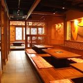 焼肉 創作韓国料理 韓国さくら亭 烏丸店の雰囲気2