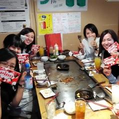 【女子会に☆】女子会限定!飲み放題付3500円コースをご用意♪