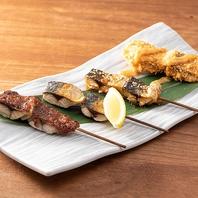 名古屋名物料理をアレンジした栄店限定料理もご用意!