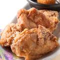料理メニュー写真若鶏の唐揚げ ~何個でも注文できます~