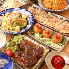 琉球市場 やちむんのおすすめ料理1
