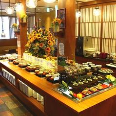 ビュッフェレストラン 百彩健美 あけびの実のおすすめ料理1