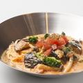 料理メニュー写真ロゼパスタ