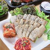 韓国家庭料理 延明 故郷の家のおすすめ料理3