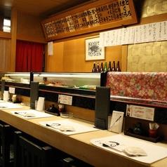 ぎふ初寿司 本店の雰囲気1