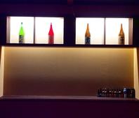 美味しい料理と日本酒を寛いで楽しんでいただけるお店