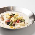 料理メニュー写真豆乳クリームパスタ