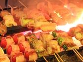 倉敷炭火焼き鳥 とり鳥 ToriTori 倉敷のおすすめ料理2