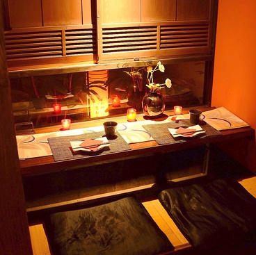 町家和食 京の町 梅田の雰囲気1