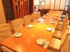 テーブル席 12名様