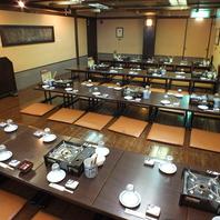 個室空間は30名様OK!品川駅前の居酒屋★