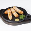 料理メニュー写真『北海道産鶏肉使用』ホワイトウインナー