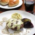 料理メニュー写真ビーフ ハンバーグ ステーキ