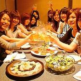 合コン、女子会などにも最適♪個室宴会、飲み会で親密度アップ間違い無し☆当店ではいつもお客様の笑顔で賑わっております♪
