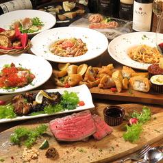 肉とビールとスパークリング 泡バール 西中島南方店の写真