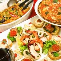 本格イタリアン食堂の味!!