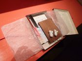 ソファー席の特別な玉手箱のメニュー