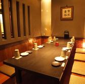 8名様テーブル席