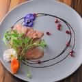料理メニュー写真秋川黒毛和牛のローストビーフ