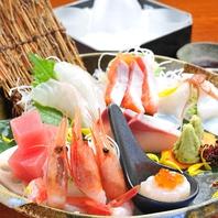 新鮮な旬のお魚をご用意しております!