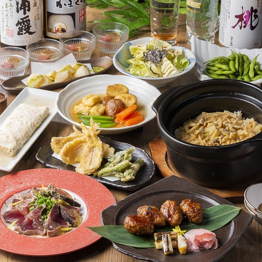 和食 個室 かまくら 上野の森さくらテラス店のおすすめ料理1