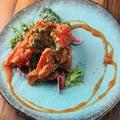 料理メニュー写真伝統のカリカリジャンチキン