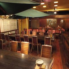 ナポリの下町食堂 お茶の水店の雰囲気1
