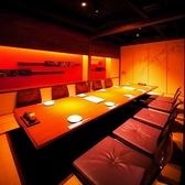 ●8名様~にオススメの完全個室