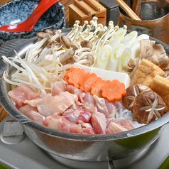 個室でお鍋と鶏料理とりっくの写真