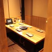 掘りごたつ個室7席×1卓 (個室は3名様より ※2名様以下の場合は席料2000円(税込)頂戴しております。)