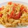 料理メニュー写真トマトと玉子の炒め