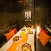 Designers Dining SAKANAKANA Omiya サカナカナ 大宮の雰囲気3