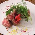 料理メニュー写真秋川黒毛和牛 ステーキ