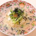 料理メニュー写真紀州梅冷麺