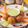料理メニュー写真◆チーズ入りふんわりミートボール◆