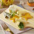 料理メニュー写真チーズ盛合わせ