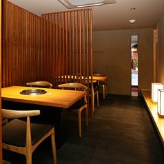 長崎和牛焼肉 ぴゅあの雰囲気2