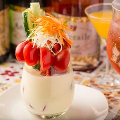 料理メニュー写真◆季節野菜のバーニャサラダ◆