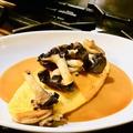 料理メニュー写真本日のチーズオムレツ