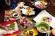 四季折々の食材やお料理、お皿…味で、目でも愉しめます