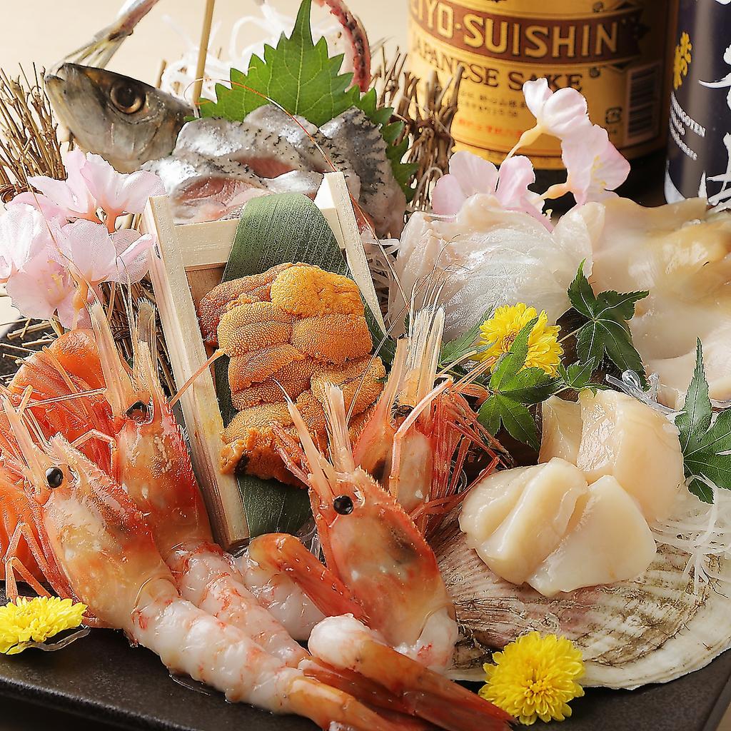 最大200種食べ飲み放題 個室 和食×ビストロ 北彩亭 札幌店|店舗イメージ5