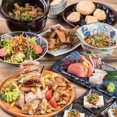 ミートルズ 肉る's 金沢片町店のコース写真