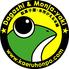 本所かえる本舗のロゴ