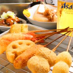 浪花の串カツ えべっさん 金沢駅前店のコース写真