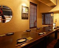 人気の2階ロフト個室お座敷は貸切できます。
