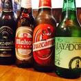 生ビールはもちろん、各国産ビールも豊富に揃えております!メキシコ産をはじめ、オランダやデンマーク、アイルランドetc...。各匡のビールの味比べが出来るのも当店の醍醐味です☆また、お酒の苦手なお客様やお車を運転されるお客様の為に、ノンアルコールドリンクも豊富にご用意しております!博多自慢の肉バル☆