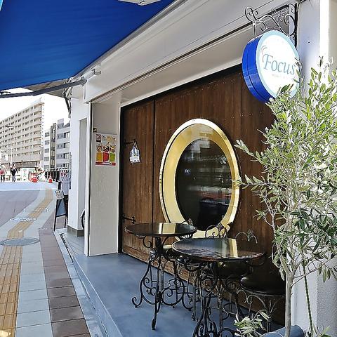田町駅徒歩2分!!芝浦運河沿い地中海リゾートレストラン&バル♪60名様位迄の貸切可能!