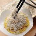 料理メニュー写真『名物!』シラスのペペロンチーノ