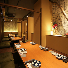 藁焼きと47都道府県の日本酒 龍馬 高松瓦町店の雰囲気1